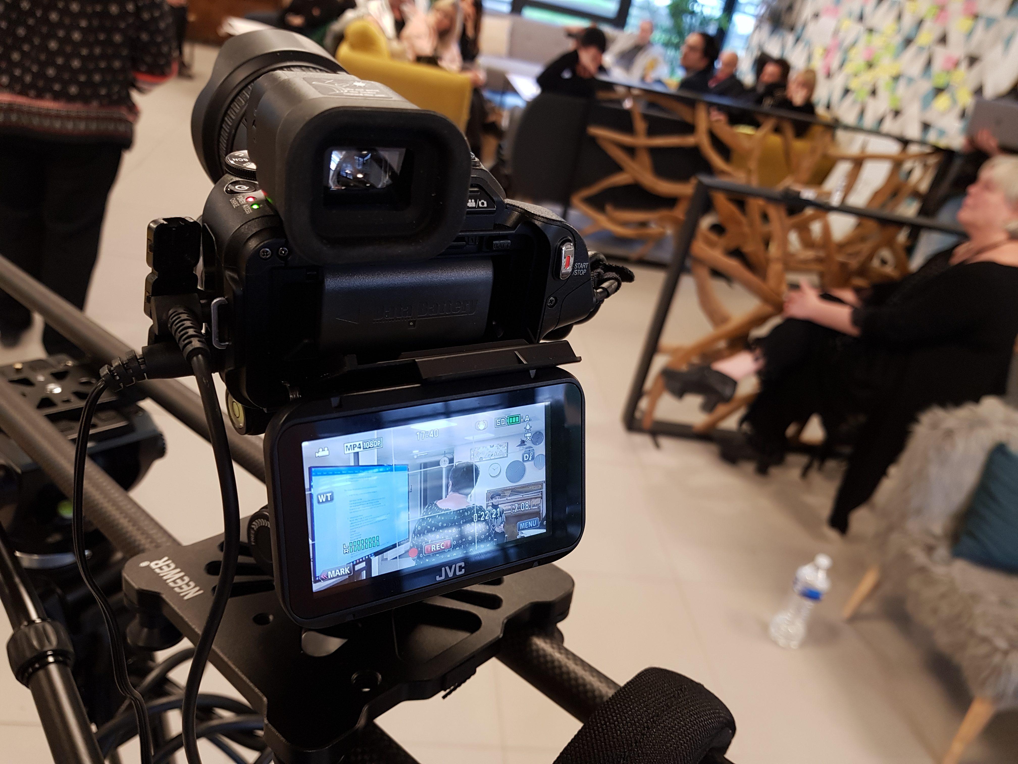 La vidéo au service des TPE / PME / ETI