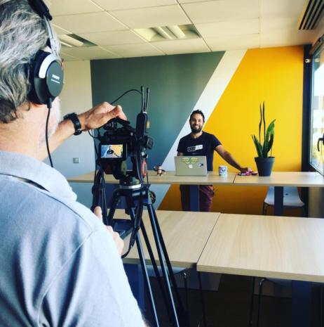 Production & réalisation de tutoriel en vidéo