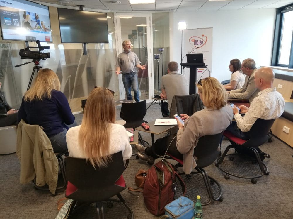 Workshop Créer une WebTV