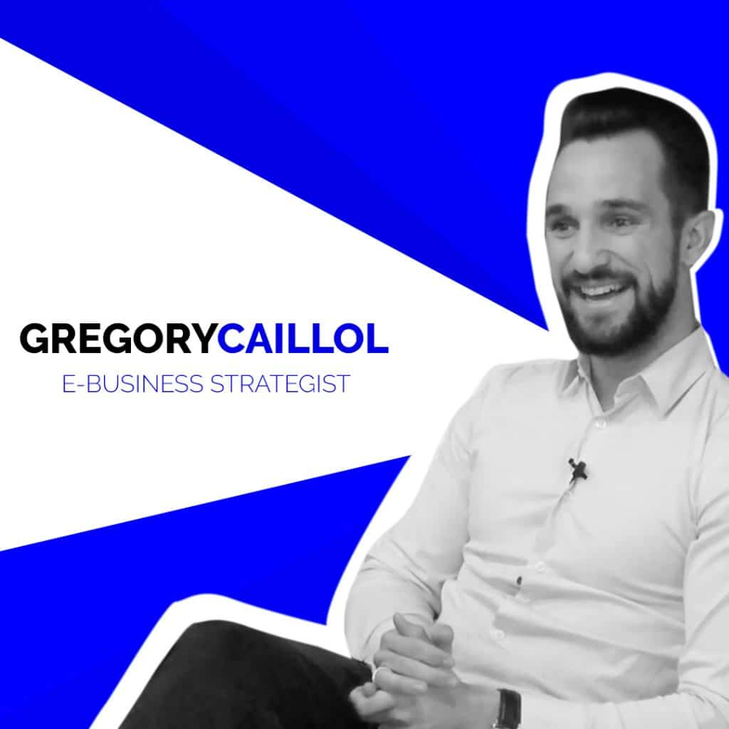 Grégory Caillol Ebusiness Strategist.