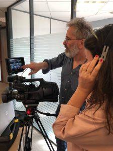 Production vidéo client