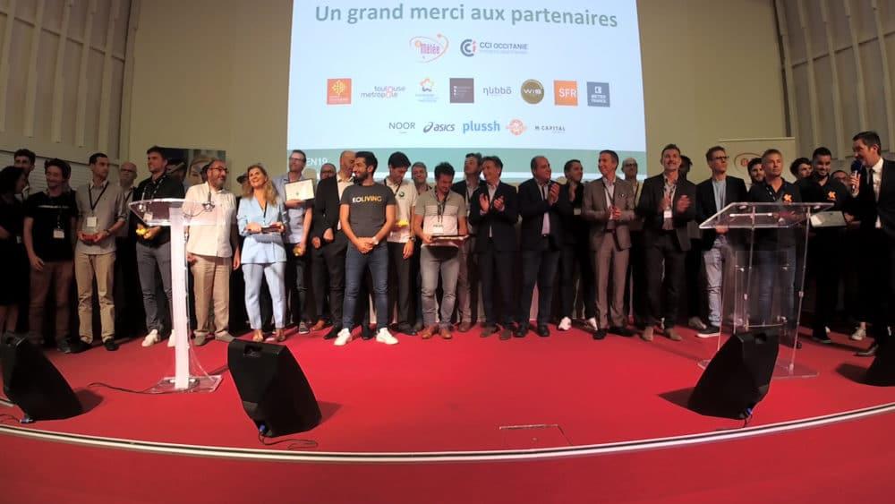 Captation Vidéo : 16eme Trophées de l'Economie numérique à Montpellier